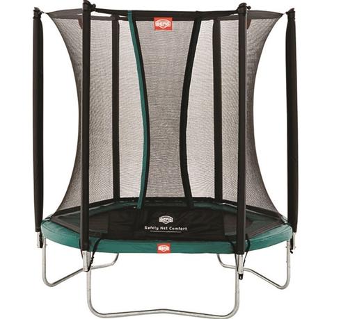 Talent Ø180 + Safety net Comfort BERG trampolin